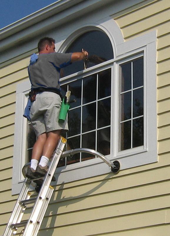 Window Washing - Baytown
